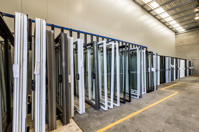 aluminium fabrication factory
