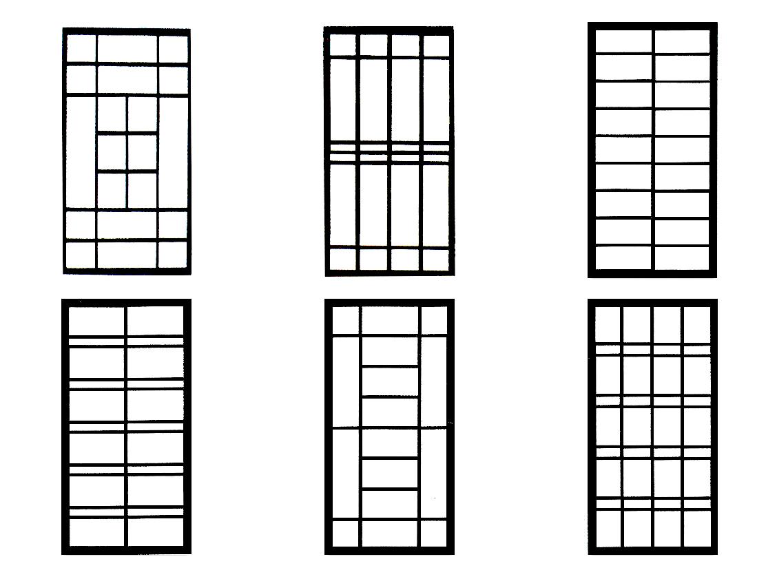alum grilles design