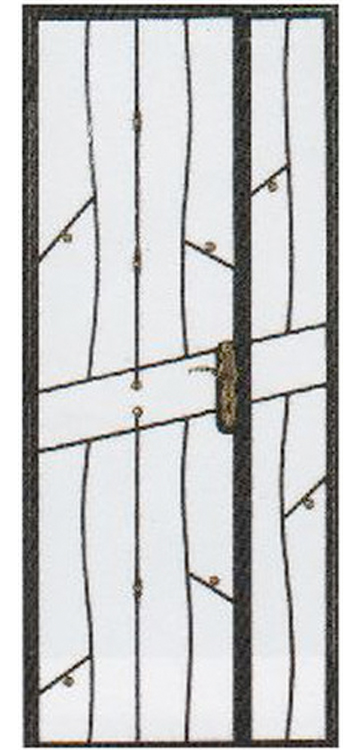 gate frame design