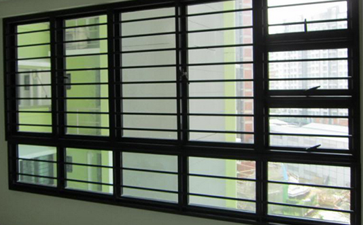 Windows grilles contractor express