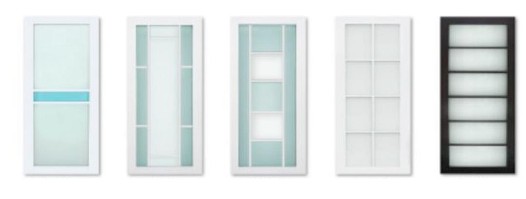 swing door designs