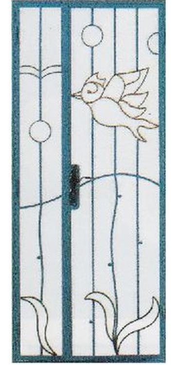 wrought-frame-design